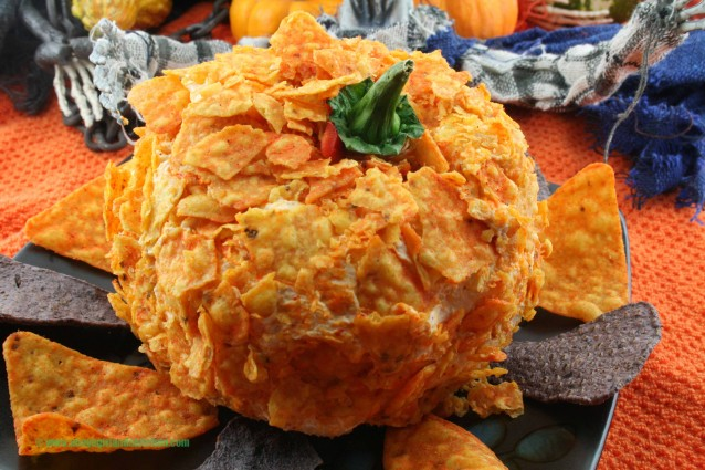 Halloween Cheeseball