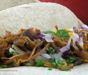 Spicy Slow Cooker Carnitas